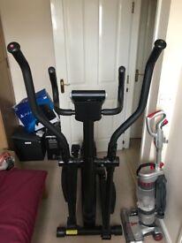 Roger Black 2 in 1 Excersise bike and Crosstrainer
