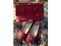 Genuine Michael Kors Shoes & Bag