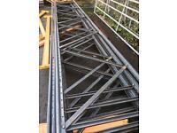Pallet racking storage shelving warehouse storage
