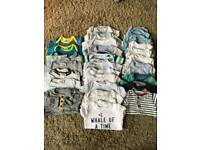 3-6 month baby boy bundle 20+ items