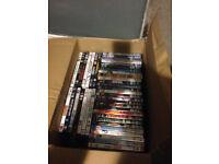 Massive bundle of dvd's
