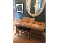 Hardly used prestine Digital Yamaha YDP 142 Piano