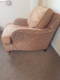 Multiyork two seater sofa and chair