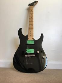 Black Knight electric guitar