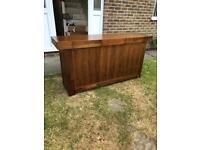 Walnut Hardwood furniture (open to offers)