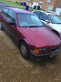 1995 BMW 316i 850gbp