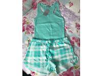 New Look pyjamas small NEW