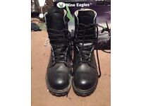 Boots size 7 (I used for cadets) prices for the boots are in description