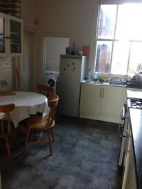 Very large double room, single occupancy available