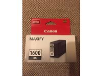 Canon Maxify 1600 Black ink cartridge for MB2060 / MB2360