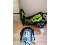 Phil and Teds Sport V5 Pram with Double Kit