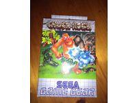 Sega Game Gear Chuck Rock