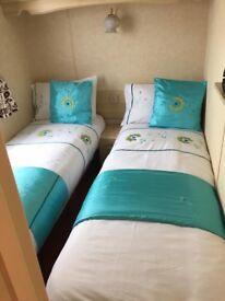 8 berth caravan to hire skegness