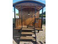 Brand new traditional shepherds hut for sale