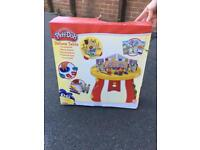 Play-doh deluxe table