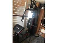 Maximuscle home gym