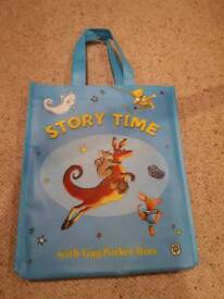 Story Time Book Set x10 with Bag