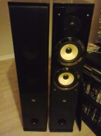 Cool Matrix free-standing speakers for sale