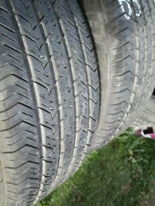 15 in Good Used Tires---(many Sizes)
