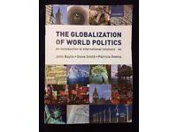 The Globalisation of World Politics by John Baylis, Steve Smith, Patricia Owens