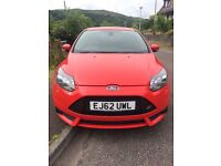 Ford st3 good condition key less entry all leather heated front seats privacy glass
