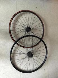 Mavic 26 wheelset