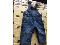 Baby dungaree 3-6 months £5