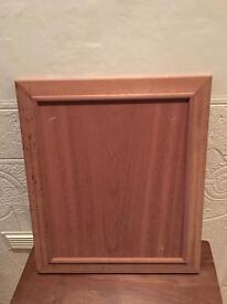 Solid Hardwood Cabinet Door 465mm X 400mm