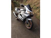 Kawasaki 636 Swap for motox