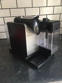 COFFEE MACHINE / Nespresso Lattissima+ / HIGHER END MODEL