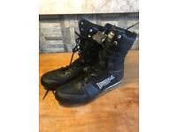 Lonsdale Boxing Fight Sparing Boots NEW