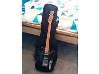 Fender Telecaster Guitar & Soft Case