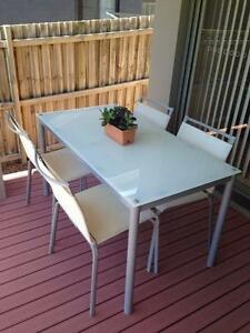 5 Piece outdoor Table and Chair setting. Morisset Park Lake Macquarie Area Preview