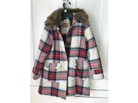Mini Bowden girls coat