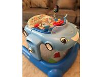 Mothercare car baby walker
