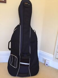 Tom and Wills Cello case