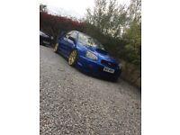 Subaru Impreza wrx (Sti rep)