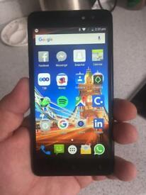 Dual sim Android phone nearly new