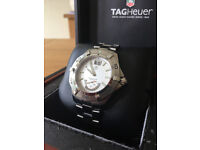 TAG HEUER AQUARACER GRAND DATE WATCH STUNNING CONDITION
