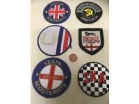 Scooter patches