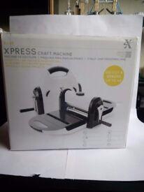 docrafts Xcut Xpress A4 die cutting machine craft machine.