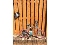 Pirate 'Long John Silver' Kids Bike