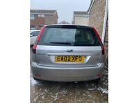 Ford, FIESTA, Hatchback, 2002, Manual, 1388 (cc), 5 doors
