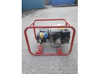 HARRINGTON 3KVA PETROL DUAL VOLTAGE GENERATOR 110v/240v OPTION (Honda Engine)