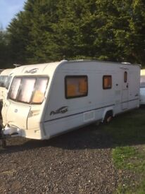 4 berth bailey pageant Moselle