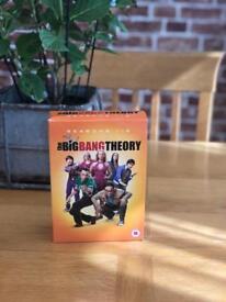 Big Bang Theory Seasons 1-5 DVD Set
