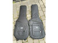 Fender Electric Guitar Cases / Gig Bags - x2