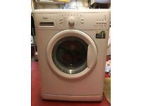 Whirlpool 6kg 6th sense 1400 RPM washing machine