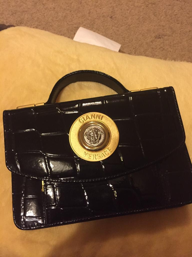 GIANNI VERSACE BAG   in Yeovil, Somerset   Gumtree d9722aecda