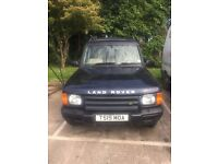 Landrover Discovery TD5 FOR SALE- 12 Months MOT